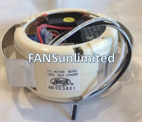 wiring diagram for hunter fan model    hunter       fan    cp9430r new genuine replacement receiver for     hunter       fan    cp9430r new genuine replacement receiver for