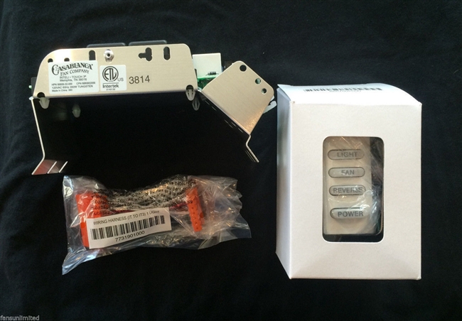 Casablanca Fan G265802000 Std It3 Repair Conversion Kit
