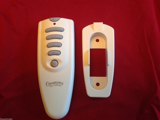 Casablanca Fan W 505 Oem 3 Speed Hand Remote Control